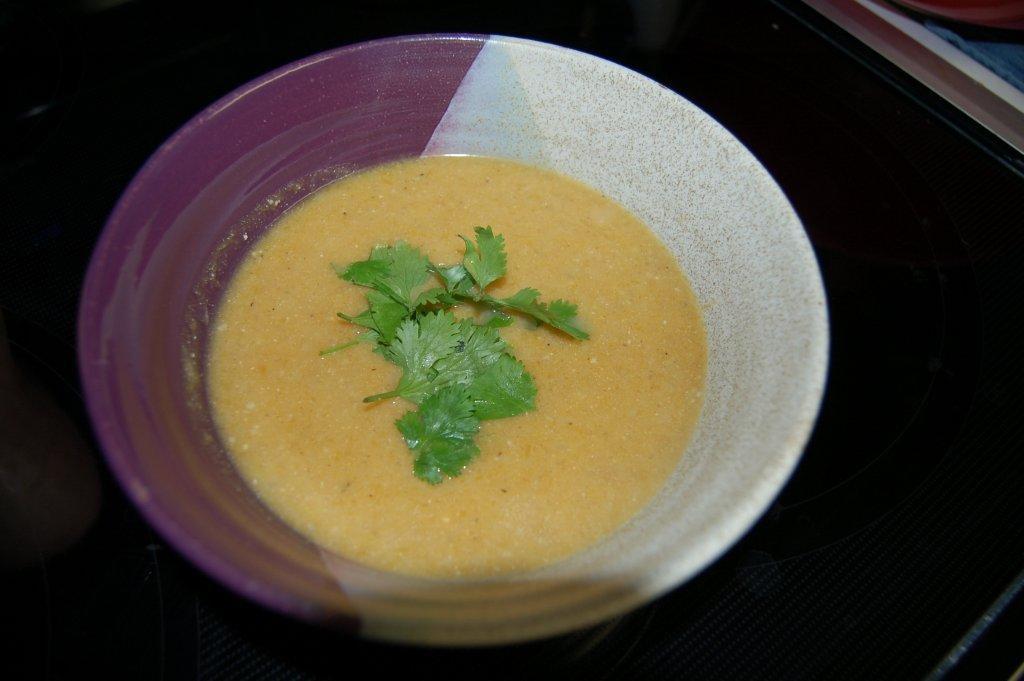 Garam Masala Butternut Squash Soup » garammasalabutternutsquashsoup