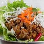 Asian Lettuce Wraps from All Recipes