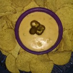 Gluten-Free Nacho Cheese with Hatch Peppers