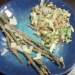cabbage asparagus