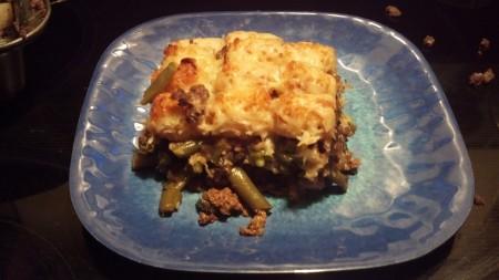 Tater Tot Hot Dish ~ Jamie Style