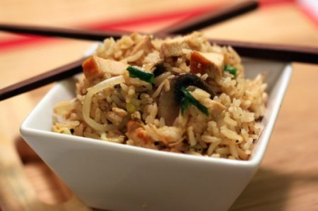 Basket Fried Rice