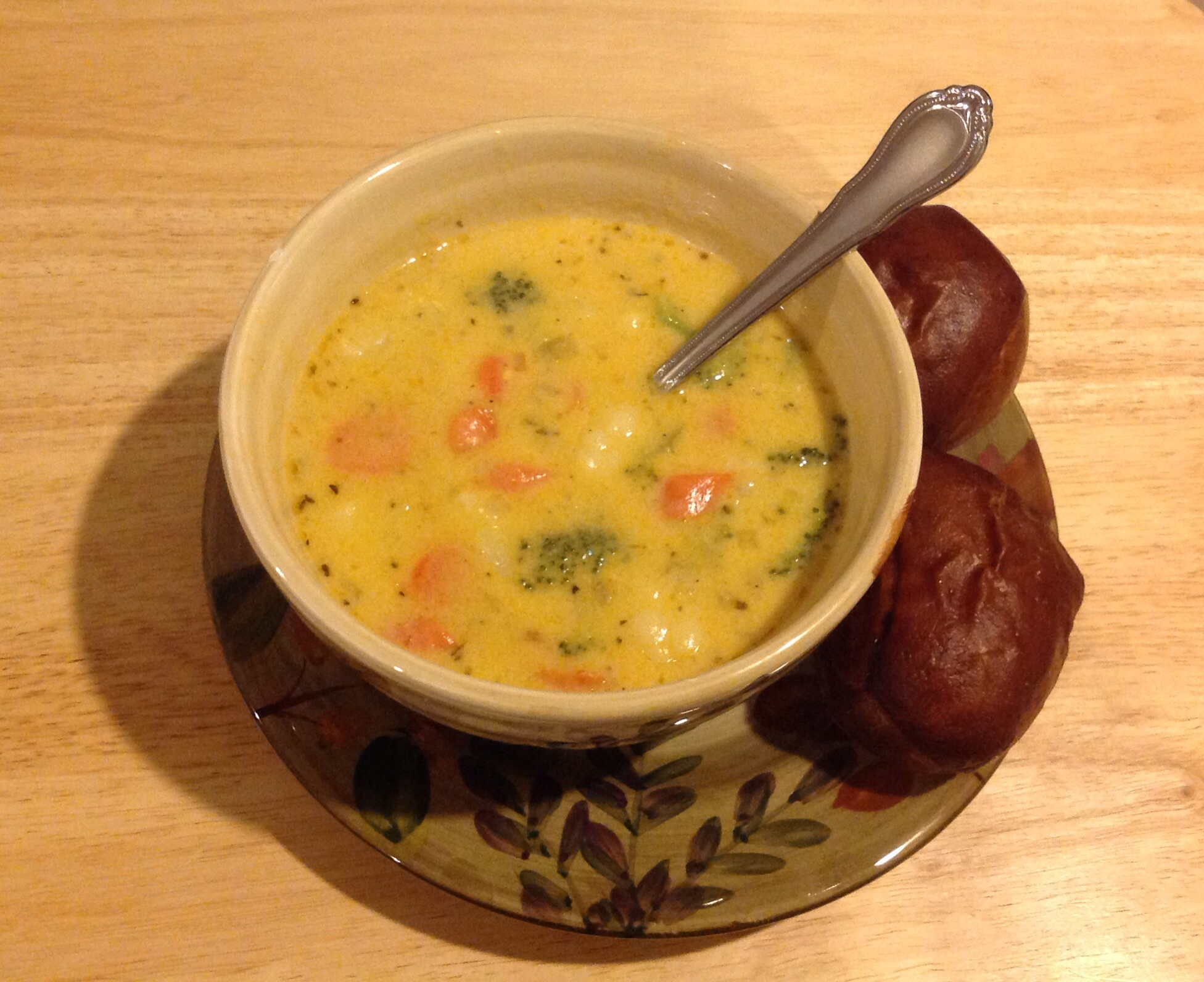 Sunny California Blend Cheese Soup