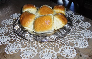 Grandma's Potato Rolls