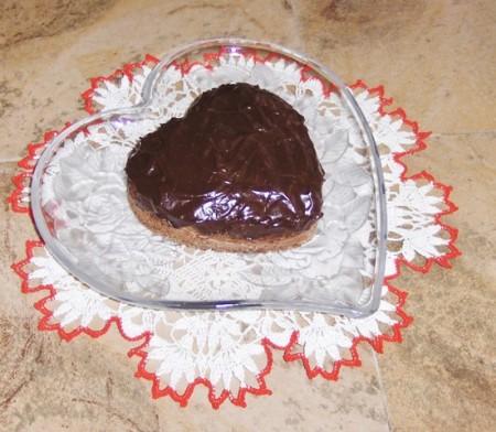 Light & Luscious Chocolate Zucchini Cake